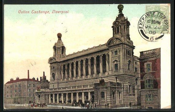 AK Liverpool, Cotton Exchange
