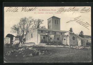 AK Saissac, L`Eglise