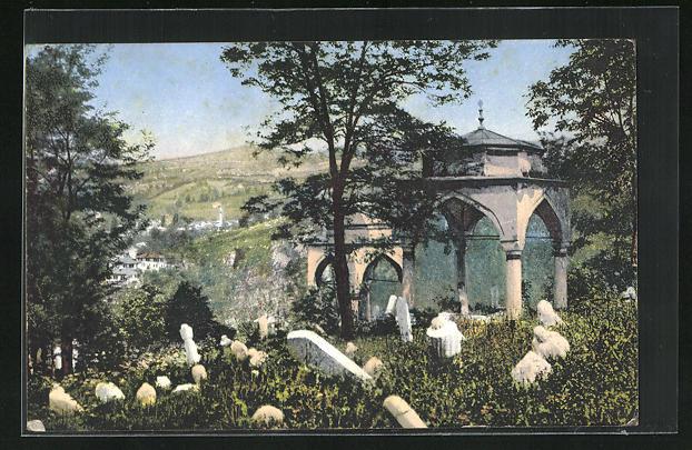 AK Sarajewo, Friedhof