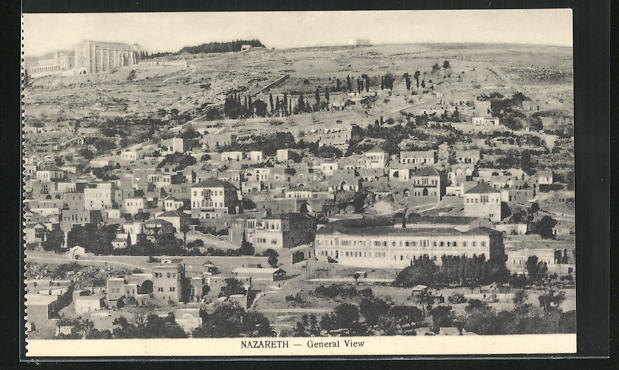AK Nazareth, General View