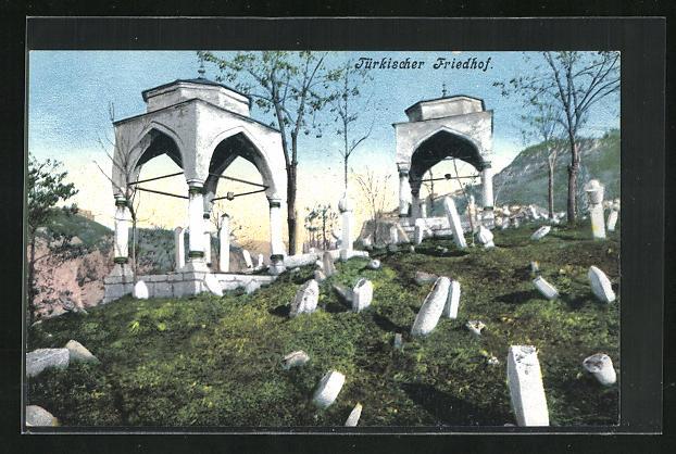 AK Sarajewo, türkischer Friedhof