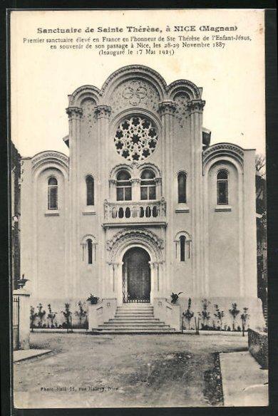 AK Nice, Sanctuaire de Sainte Therese