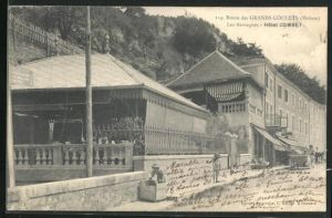 AK Grands Goulets, Les Barraques, Hotel Combet