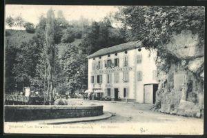 AK Dauphine, Les Baraques, Hotel des Grands-Goulets