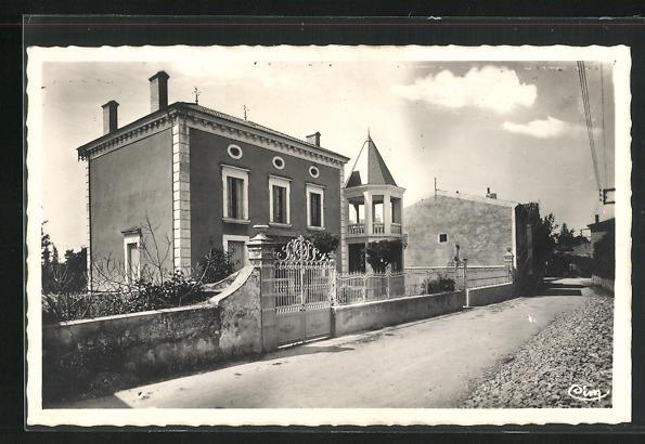AK Beaumont-les-Valence, Maison dans l`Avenue des Granges