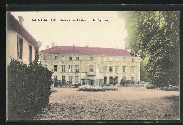 AK Saint-Sorlin, Chateau de la Peyrouse