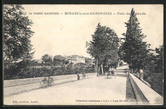 AK Mirabel-aux-Baronnies, Pont de la Gaude