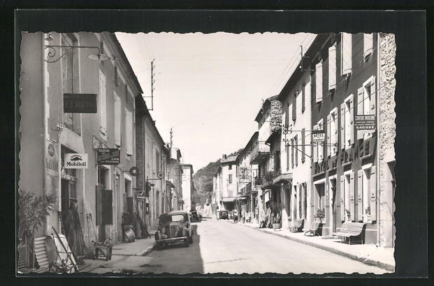 AK Chatillon-en-Diois, La Grand'rue