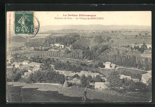 AK Mercurol, Le Village