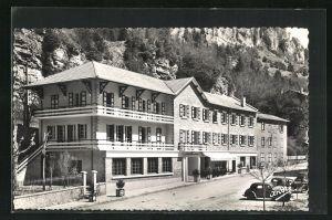 AK Les Barroques-en-Vercors, L'Hotel des Grands Goulets