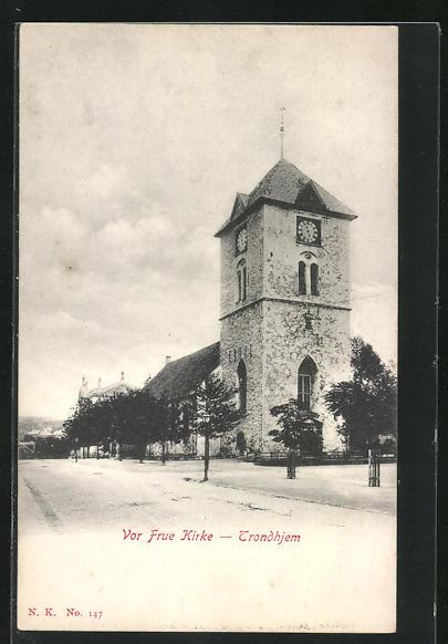 AK Trondheim, Vor Frue Kirke