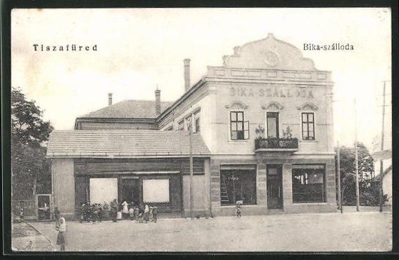 AK Tiszafüred, Bika-szálloda