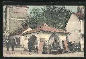 AK Mostar, Kaffee Luft