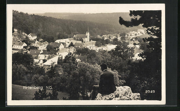 Bild zu AK Hirtenberg, Ge...