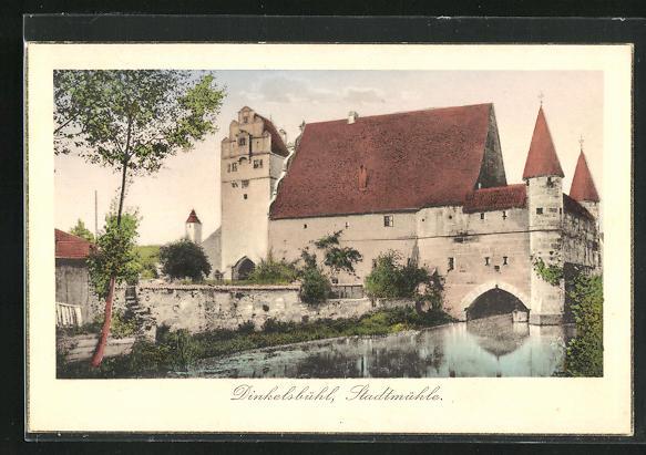 AK Dinkelsbühl, Stadtmühle