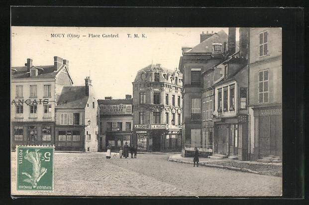 AK Mouy, Place Central