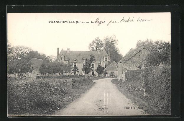 AK Francheville, Le Logis