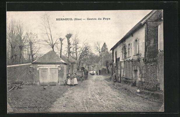 AK Berneuil, Centre du Pays