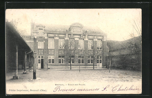AK Breteuil, Ecole des Filles