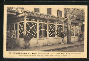 AK Manosque, Grand Restaurant de Paris