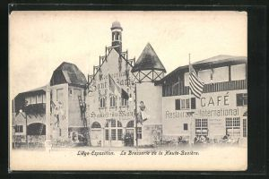 AK Liège, Exposition, La Brasserie de la Haute-Bavière