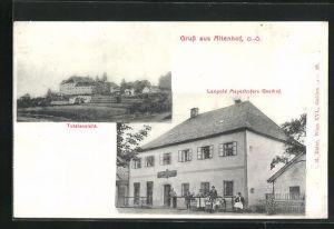 AK Altenhof, Gasthaus Leopold Mayerhof, Totalansicht