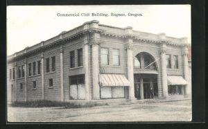 AK Eugene, OR, Commercial Club Building
