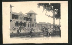 AK Lagos, The Bank of British West Africa