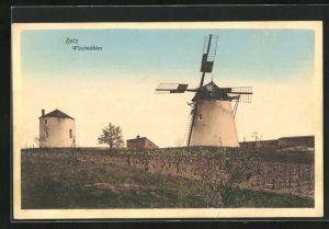 AK Retz, Motiv zweier Windmühlen