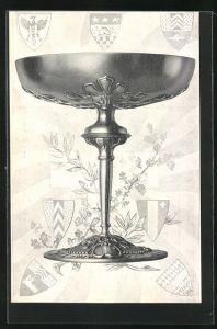 AK Neuchatel, Tir Cantonal 1906, Schützenfest, Kelch