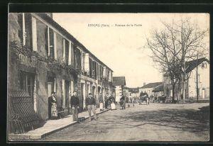 AK Panjas, Avenue de la Pote