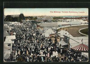 AK Toronto, Toronto Exhibition, the Midway