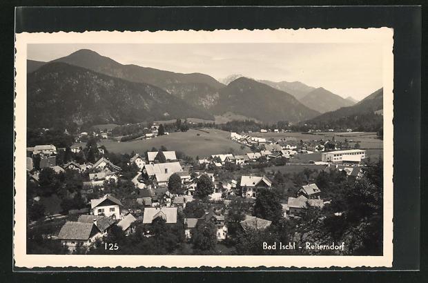 Bild zu AK Bad Ischl-Reit...