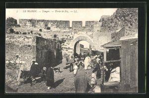 AK Tanger, Porte de Fez