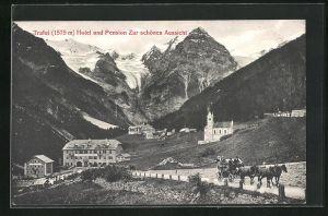 AK Trafoi, Hotel & Pension Zur schönen Aussicht