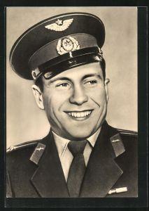 AK Oberstleutnant Pawel Romanowitsch Popowitsch, Kosmonaut