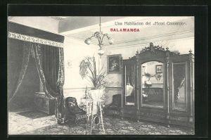 AK Salamanca, Una Habitacion del Hotel Comercio