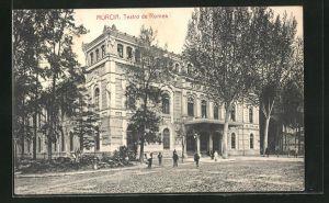 AK Murcia, Teatro de Romea mit Kindern