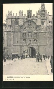AK Burgos, Arco de Santa Maria