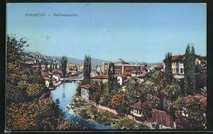AK Sarajewo, Rathauspartie