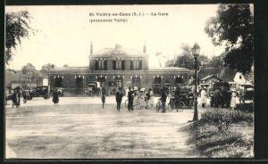 AK St-Valery-en-Caux, La Gare