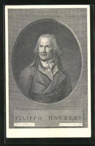 Passepartout-AK Filippo Hackert