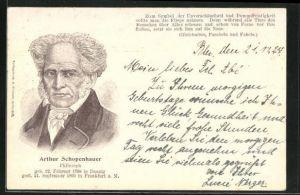 AK Arthur Schopenhauer, Philosoph