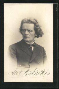 AK Portrait von Ant. Rubinstein
