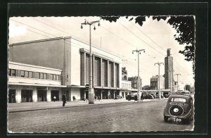 AK Le Havre, La Gare, Cours de la Republique, Bahnhof