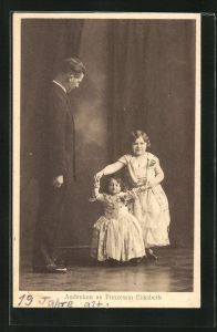 AK Prinzessin Elisabeth, Liliputaner