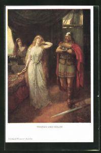 AK Tristan und Isolde, Richard Wagner-Zyklus