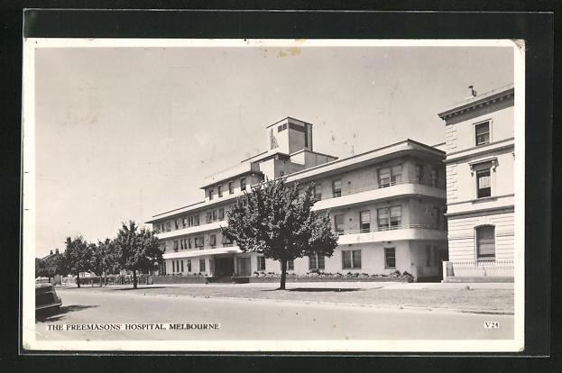 AK Melbourne, The Freemasons Hospital
