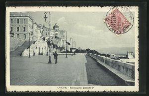 AK Cagliari, Passeggiata Umberto I.