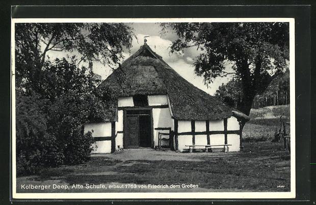 AK Kolberg, alte Schule